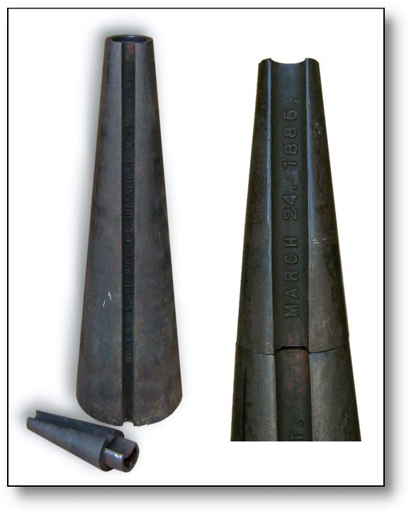 Wiley and Russel Blacksmiths Cone Mandrel